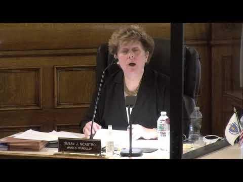 Brockton Finance Committee Meeting 5-17-21