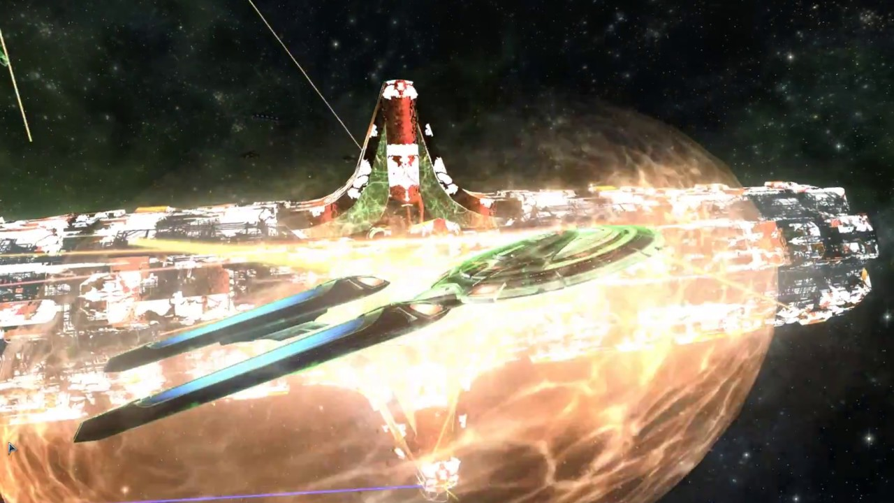 Enterprise Borg