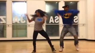 T Pain Up Down - Choreography by Mariah Murray