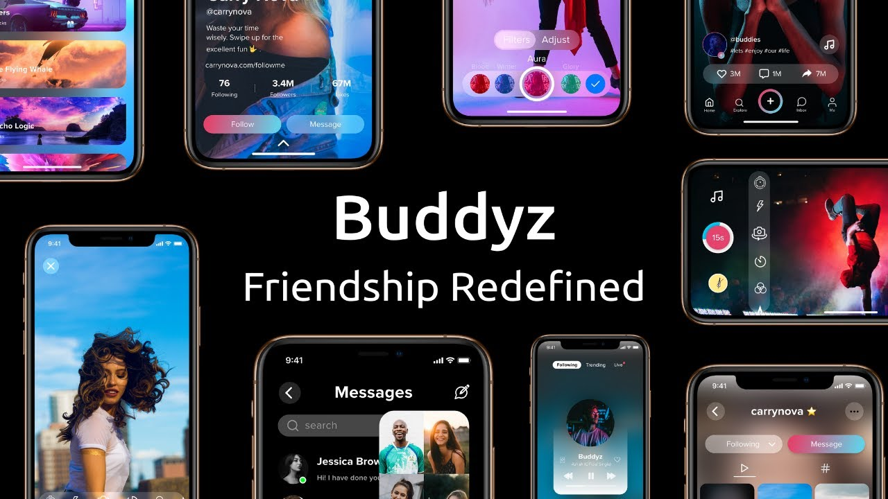 Buddyz | Friendship Redefined