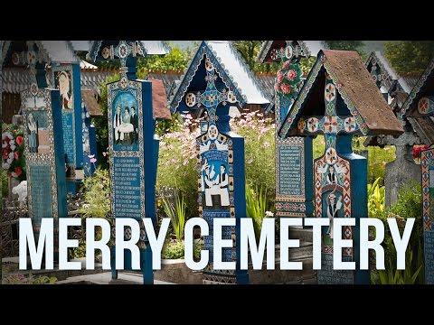 Merry Cemetery | 100 Wonders | Atlas Obscura