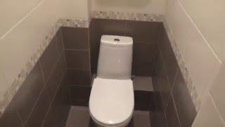 Ремонт ванної кімнати, Партизанська, 54 (Сульфат)