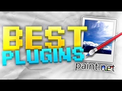 Best Plugins For Paint NET   Beginner's Guide to Paint NET - Part 3