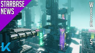 Starbase Progress Notes 2020 - Week 5 - Moon Cities, Closed Alpha Updates, Customisation + More!