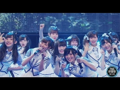 2015 FNS歌謡祭 THE LIVE / NMB48 / ナギイチ
