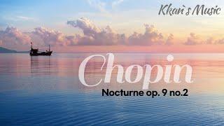쇼팽 - 녹턴 op.9 no.2 | Chopin - N…