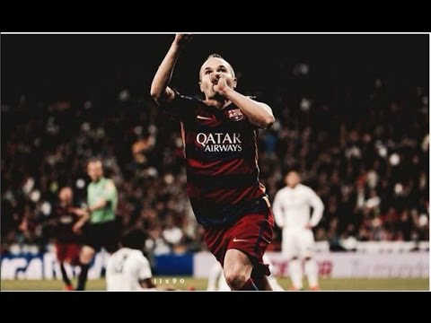 Andres Iniesta • Top 10 Goals Ever