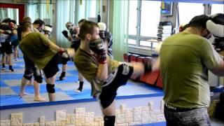 Muay Thai (b) Bulldog Gym Mladá Boleslav Training Day