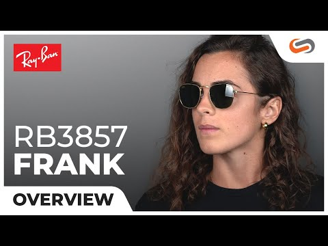 Ray-Ban RB3857 Frank Overview | SportRx