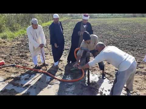 انظر ماذا حدث مع الحاج مسعود وزموط داخل مقبرة اثار حقيقة شئ لايصدق/ موت من الضحك 😅😅