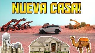 BUSCANDO CASA EN EL DESIERTO