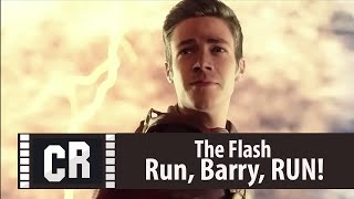 The Flash: Run, Barry, Run!