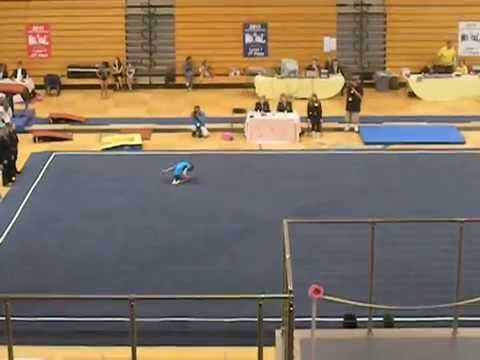 Level 7 Gymnastics NorCal State Championship FX
