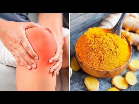 3 Spices That Fight Arthritis and Knee Pain