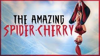 Cherry Pinup 102 : SPIDER CHERRY