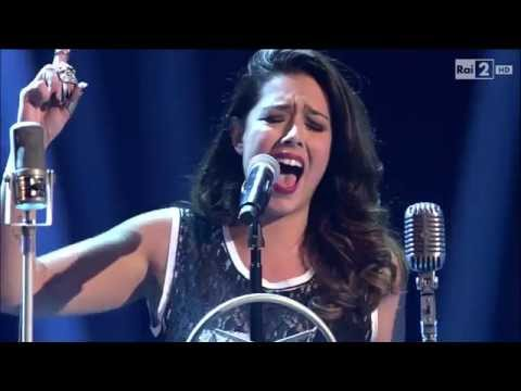 "The Voice IT | Serie 2 | Live 1 | Carolina Russi canta ""Killing me softly"""