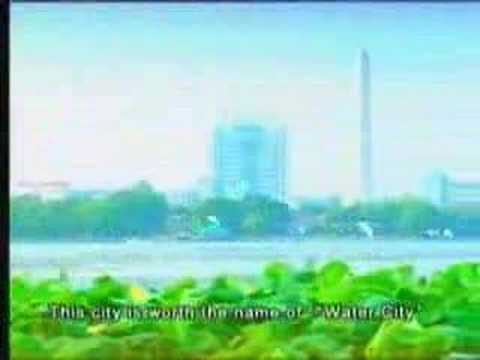 New Nanyang City, New China, good life!