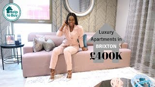NEW APARTMENTS FROM £400K IN BRIXTON (LONDON)| NETWORK HOMES |#movewithjade EP3