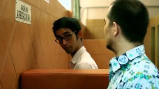 Repeat youtube video Video Lucu Peribahasa - Guru Kencing Berdiri Murid Kencing Berlari