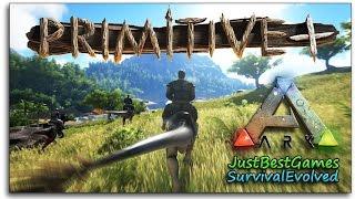 Ark Survival Evolved - ОСТРОВ МОЙ! КАК ПРИРУЧИТЬ ТРАЙКА?