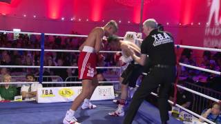 IBA Boxing - Ronnie Chisholm v Albie Warner - Pt2 - Rounds 6-10
