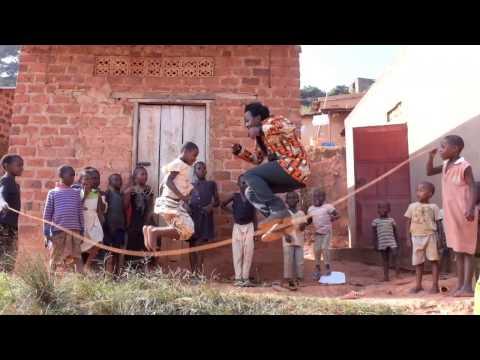 Ruganzu Bruno Tusingwire - Ecoart Uganda