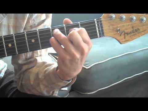 Guitardominant 7 Flat 9 Chord Youtube