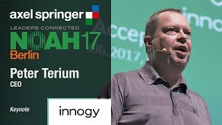 Peter Terium, Innogy - NOAH17 Berlin