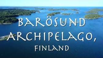 Barösund Archipelago (Finland) - DJI Mavic Pro [4K]