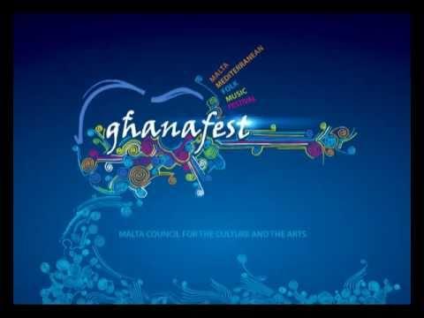 Chianta la fava - Nakaira - Ghanafest 2011- Malta Mediterranean Folk Music Festival - Nakaira.mp4