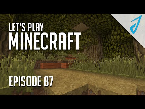 Let's Play Minecraft: NATURE RESERVE! (Episode 87)
