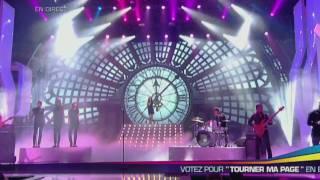 Jenifer Bartoli Tourner Ma Page Live - NRJ Music Awards 2008