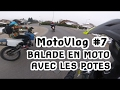 MotoVlog #7 | BALADE EN MOTO | Derbi Senda, MBK X-Limite, Suzuki SMX, Solex 3800 |