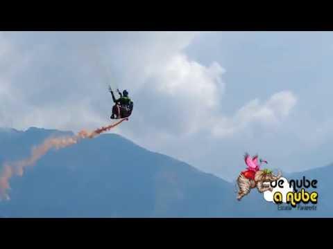 De Nube a Nube en la Copa Icaro 2016