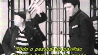 Elvis Presley - Jailhouse Rock - TRADUÇÃO PT BR