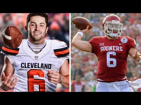 Interesting Facts You Probably Didn't Know About Baker Mayfield