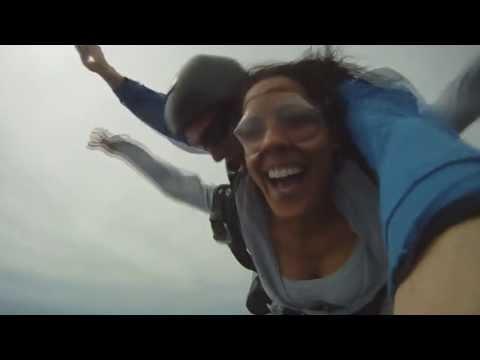 Tandem skydiving  Cutaway