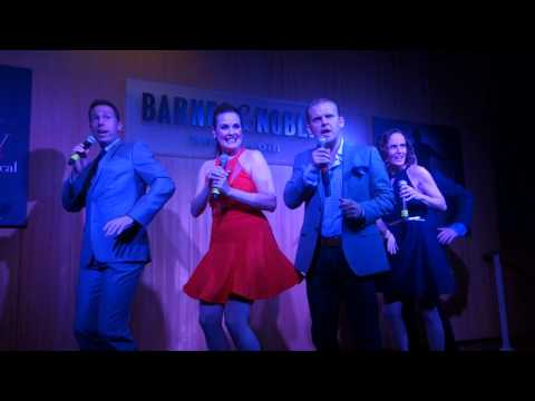 CAGNEY The Musical - Original NY Cast Recording launch - Performance