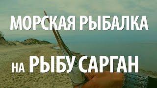 РЫБАЛКА на МОРЕ. РЫБА САРГАН на СПИННИНГ и ПОПЛАВОЧНУЮ СНАСТЬ(Сарган морская рыба. В видео, рыбалка на море спиннингом и поплавочной оснасткой на рыбу сарган. Наживка..., 2015-07-27T18:45:33.000Z)