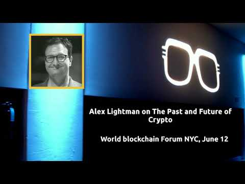 Alex Lightman On The Past And Future Of Crypto