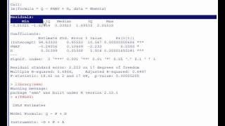 econometrics tsls in r part 3