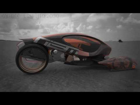 Nissan's V2G Concept for LA Autoshow brought to life with Bunkspeed HyperMove by James Cronin