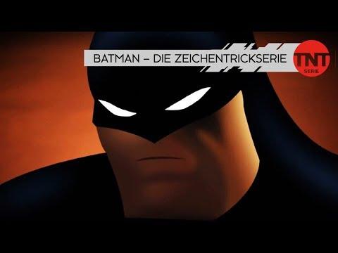 Batman – Die Zeichentrickserie | Ab 5. Juni | TNT Serie
