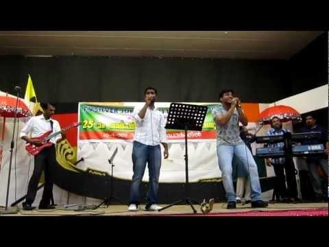 Vadakku Vadakku Urumi Rock   live by Ethnic Tunes Onam   Düsseldorf
