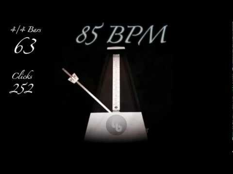 85 BPM Metronome