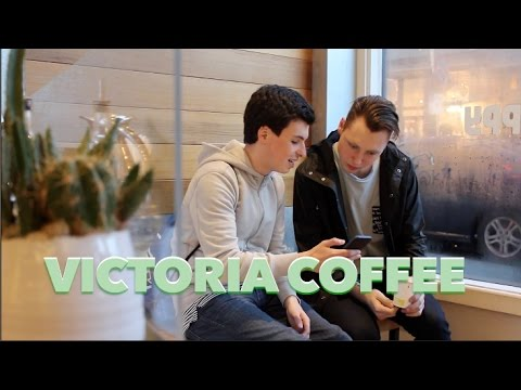 Victoria BC Coffee Culture