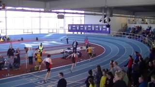 Leevale AC Boys U16 4 x 200 Indoor Relay Final