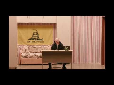 Оксимирон читает монолог Чацкого