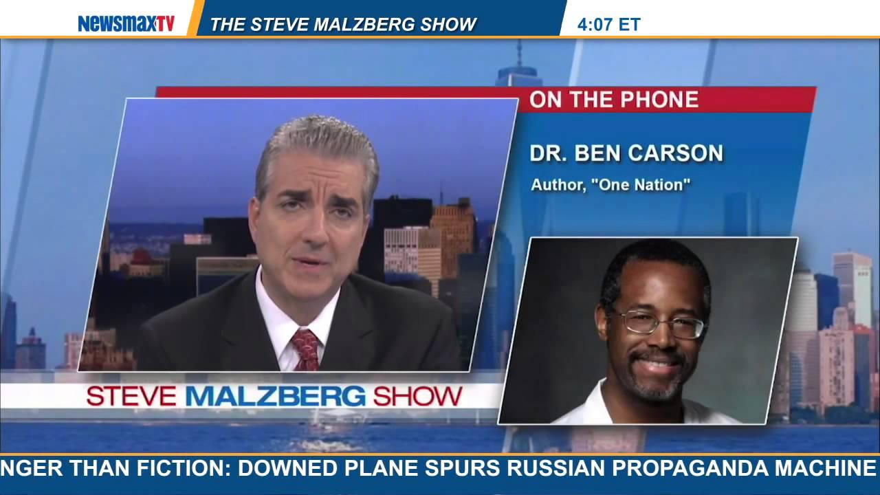 Malzberg | Dr  Ben Carson former chief of pediatric neurosurgery at Johns  Hopkins Children's Center