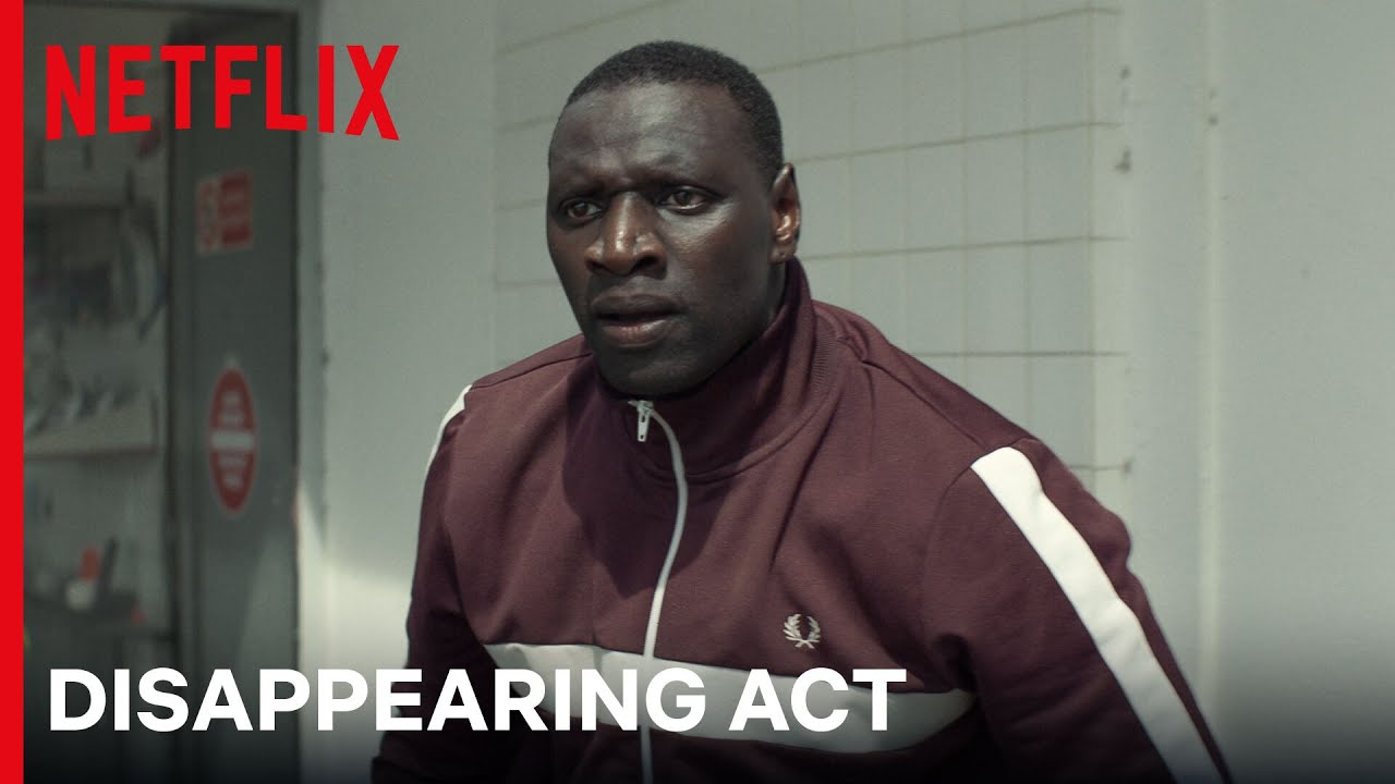 Assane Is Back with Another Disappearing Act 🚽   Lupin Part 2   Netflix